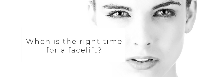 facelift timing