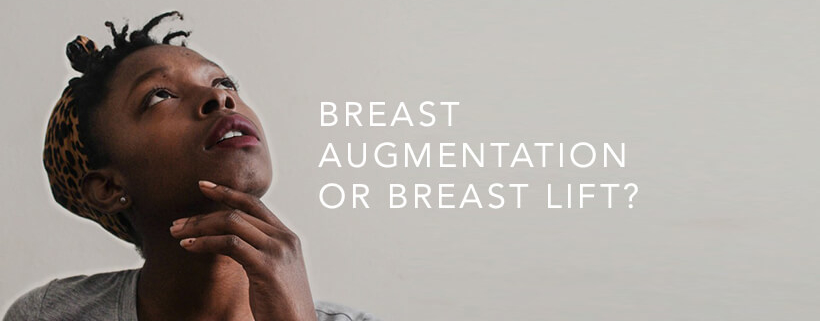 cosmetic breast surgery choice
